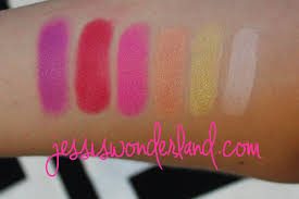swatches over an eye primer swatches over an eye primer jessi in wonderland medusa makeup electro