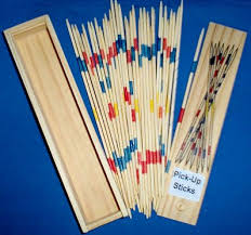 Game With Wooden Sticks Parlor Games 82