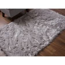 Faux sheepskin rugs Nepinetwork Serene Silky Faux Furry Sheepskin Area Rug Overstockcom Buy Faux Fur Area Rugs Online At Overstockcom Our Best Rugs Deals