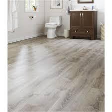vinyl plank flooring installation bathroom lifeproof sterling oak 8 7 in x 47 6 in luxury