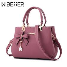 NIBESSER 2019 <b>Women</b> Shoulder <b>Bag Women Designer Luxury</b> ...