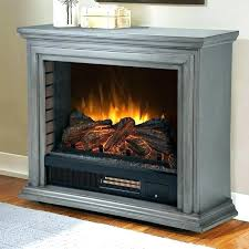 electric fireplace logs with heat and sound pleasant hearth reviews ling f