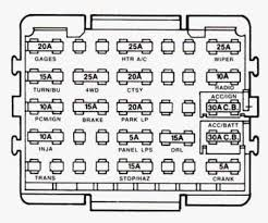 gmc sierra mk1 1993 1994 fuse box diagram auto genius gmc sierra mk1 1993 1994 fuse box diagram