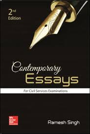 upsc cse main examination english contemporary essays
