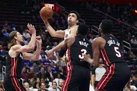Depth Chart Miami Heat Detroit Pistons Depth Chart Or Hot Hot Hoops A Miami Heat