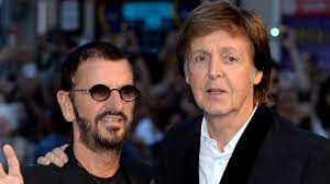 Relationship With Ringo Starr