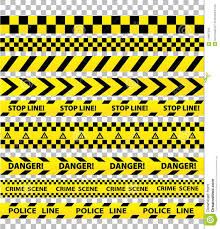 Black And Yellow Stripes Border Black And Yellow Police Stripe Border Construction Danger Caution