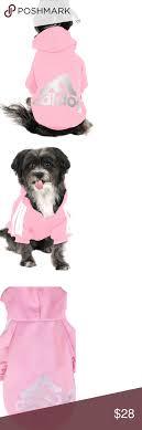 Adidog Dog Hoodie Nwt My Posh Picks Hoodies Fashion