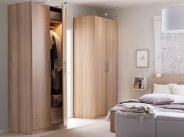 ikea pax wardrobe lighting. Nice Ikea Wardrobe Light 5 A Bright Bedroom With Pax And Malm Bed In Oak Plus Lighting I