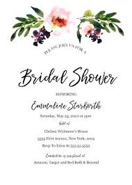 Indian Bridal Shower Invitations Free Wedding Invitation Free