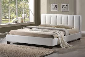 white faux leather bed. Perfect Leather Limelight Pulsar White Faux Leather Bed Inside I
