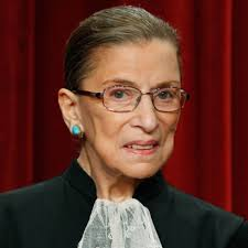 Image result for Ruth B. Ginsburg: image