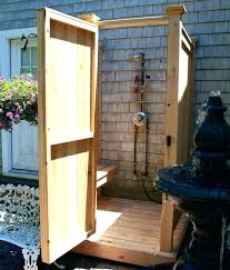 outdoor shower kits outdoor shower kit s kits bathrooms outdoor shower enclosure kit canada