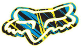 logo fox racing hd clipart best