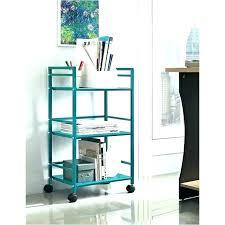 rolling office cart. Office Carts On Wheels Cart 3 Shelf . Rolling