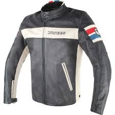 image for larger version name hf d1 leather jacket perforated