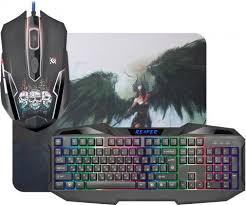 <b>Клавиатура проводная Defender MKP-018</b> RU USB черный 52018 ...
