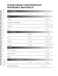 8 Grade Math Formula Chart 66 Complete Formula Chart For Geometry 10th Grade