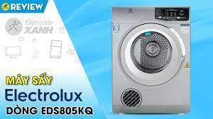 Máy sấy thông hơi Electrolux 8 Kg EDS805KQSA, giá rẻ, chính hãng