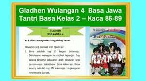 Tolong di jwb yh pliss bahasa sunda kelas 8 hal 21 pancen 1. Gladhen Wulangan 4 Tantri Basa Kelas 2 Halaman 86 89 Bahasa Jawa Youtube