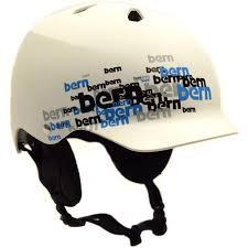 Bern Watts Hard Hat Snowboard Helmet 2016