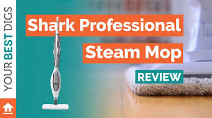 shark steam mop review