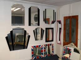 exclusive art deco mirrors