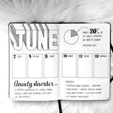 23 Bullet Journal Instagrams You Should Be Following - Productive ...