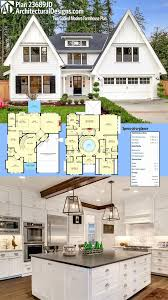 house plans french country two story lovely plan jd two gabled modern farmhouse plan