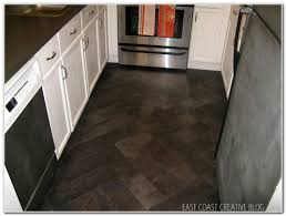 Peel And Stick Kitchen Floor Tiles Peel And Stick Floor Tile Kitchen Flooring Interior Design
