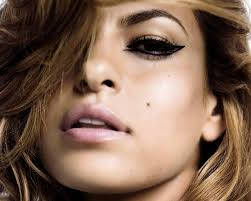 eva mendes makeup eyes pictures wallpapers hd wallpaper high