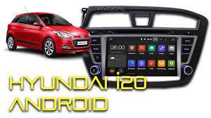 Hyundai i20 Android Multimedya Cihaz Montajı - YouTube
