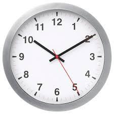 IKEA TJALLA Reloj De Pared