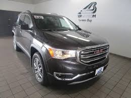 2018 gmc acadia limited. exellent gmc 2018 gmc acadia vehicle photo in green bay wi 54304 for gmc acadia limited i
