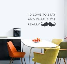 I Really Mustache Art Wall Decal Quotes Mustache Funny Wall Stickers I  Really Mustache Art Wall Decal Quotes Mustache Funny Wall Stickers Bedroom  Removable ...