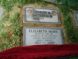 "Elizabeth Marie ""Betty"" Graney Satterfield (1927-2009) - Find A Grave  Memorial"