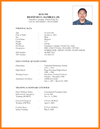 personal data in resume.attended-diesel-mechanic-resume-template-personal- data-educational-qualification-training-seminars.png