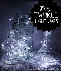 lighting in a jar. It\u0027s Easy To Make DIY Twinkle Lights In Jars! Lighting A Jar