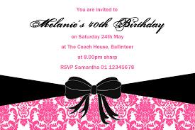 personalised birthday invitation p cute birthday invitation