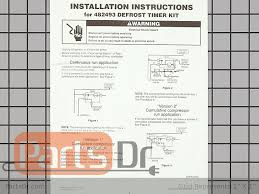 defrost timer wiring solidfonts paragon timer wiring diagram defrost 8145 20 refrigerator compressor is running and not cold or cooling