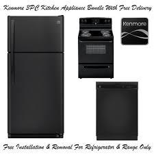 kenmore black refrigerator. zoom kenmore black refrigerator