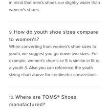 Toms Shoes Youth Size Chart Toms Y5 Pink Glitter And Lace Shoes