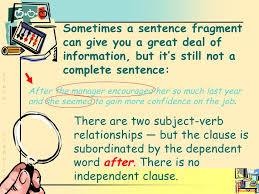 What Are Sentence Fragments Rome Fontanacountryinn Com