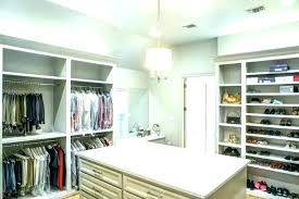 master closet islands island with drawers unique modest design ideas bedroom designs height id