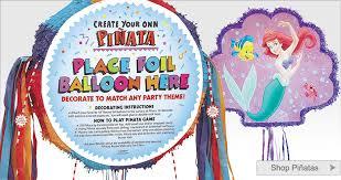 the pull string pinata