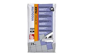 tile adhesive installation system for marbles granites c2te s1 flexible resin improved