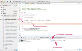 Debugging: How To Find And Fix Bugs With The Xcode Debugger ...