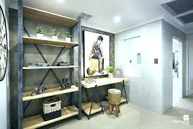 industrial style home office. Industrial Home Office Masters Design . Style L