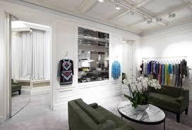 balmain store by joseph dirand london uk retail design blog
