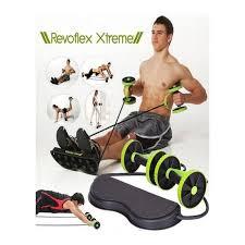 revoflex xtreme workout kit